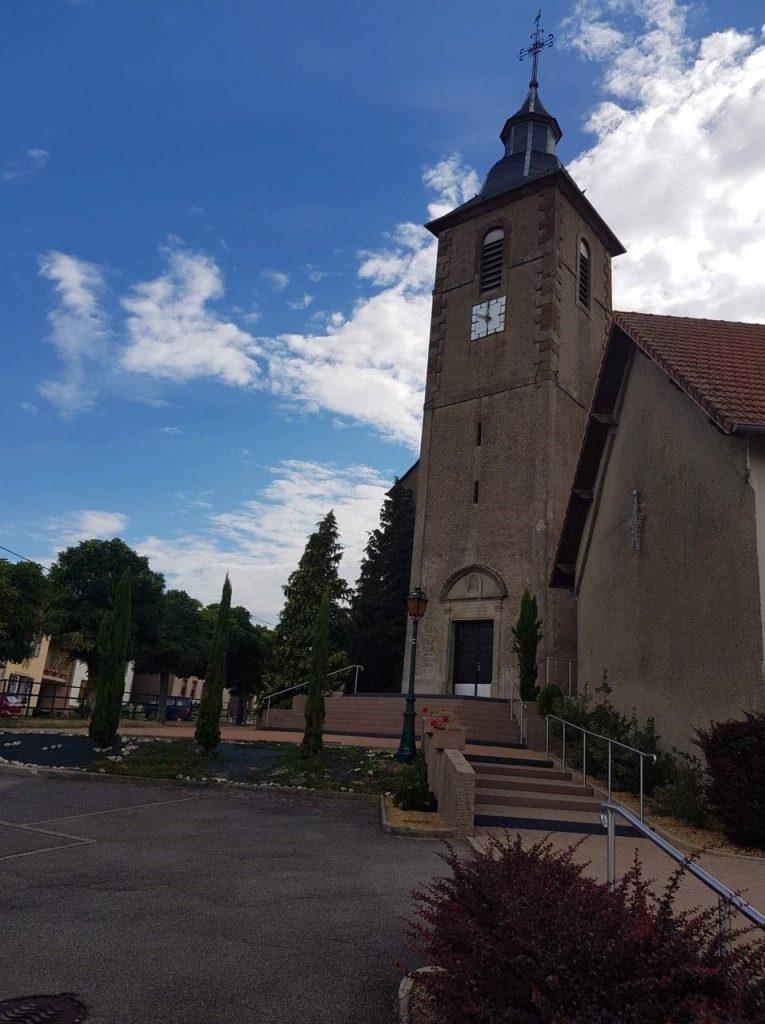 Église de Nousseviller